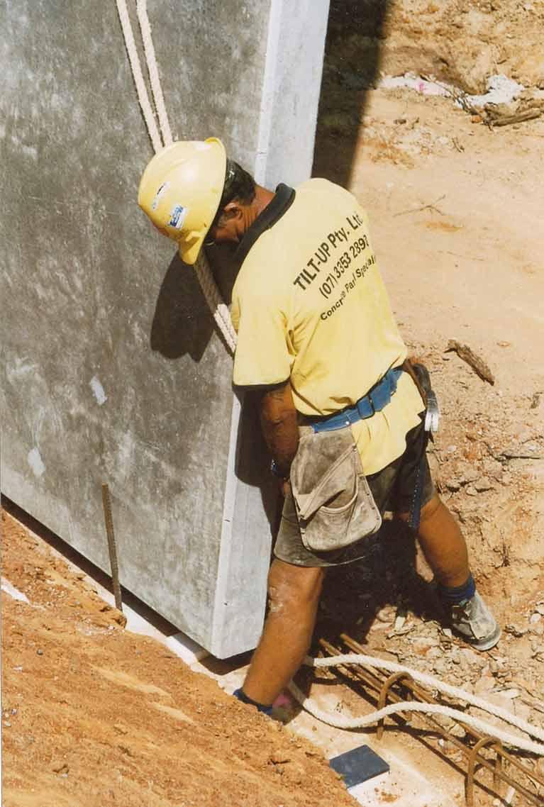 tilt panel worker