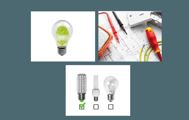 Domestic Electrics - Haslemere Surrey - Brady & Renaud Ltd - energy 1