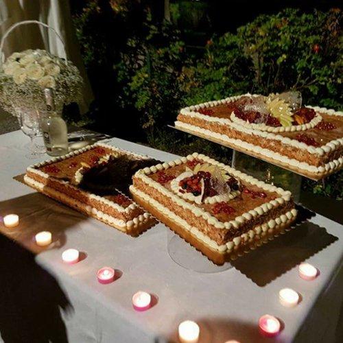 Servizio catering per feste, matrimoni e eventi a Viggiù