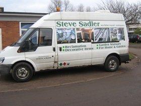vans - Nottingham, Nottinghamshire - Steve Sadler Reclamation - Reclamation yards