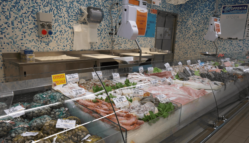 reparto pescheria bagnacavallo