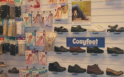 Premium footwear services