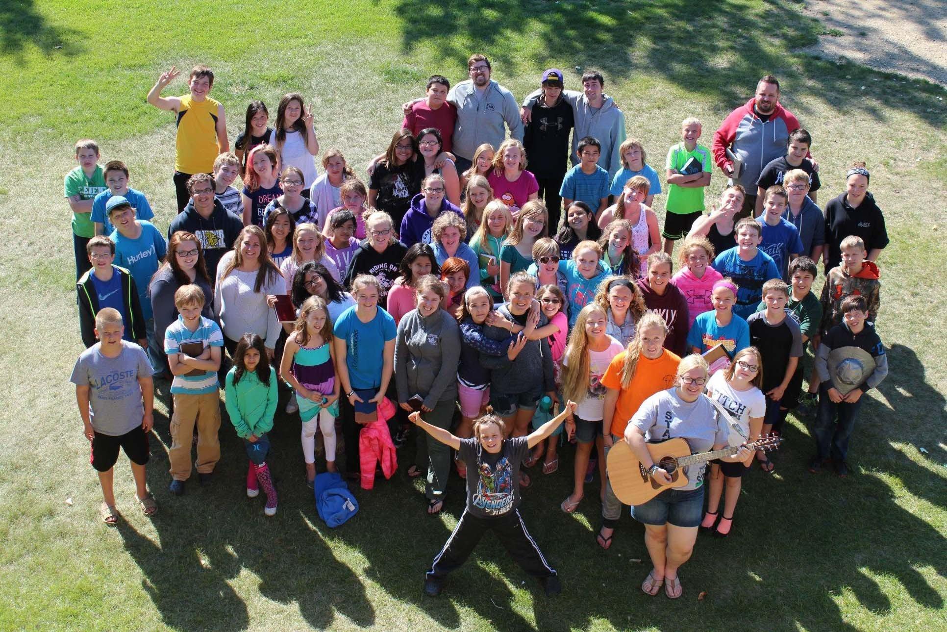Kid's Camp 2015