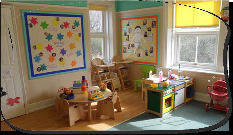 kids class room