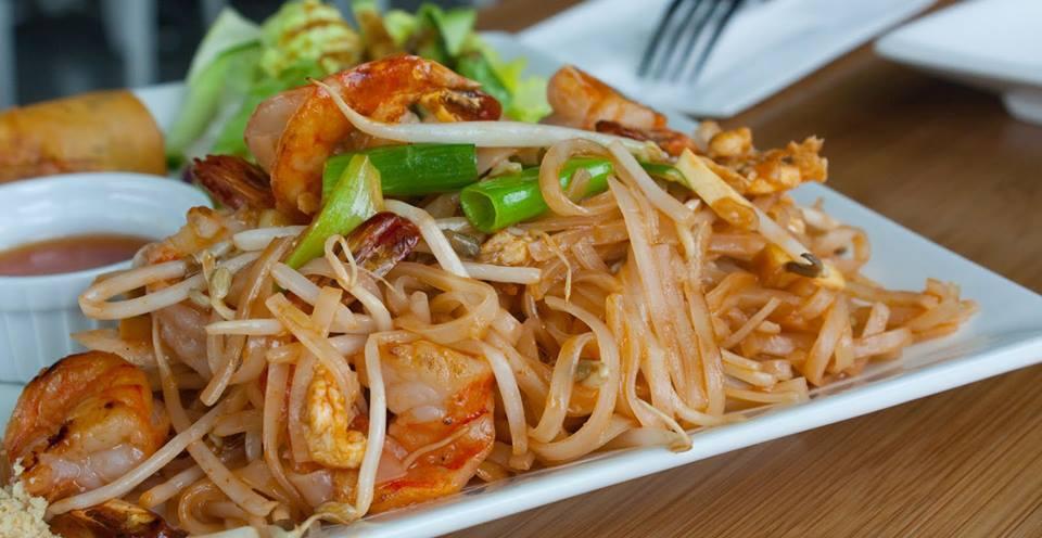 spaghetti thailandesi
