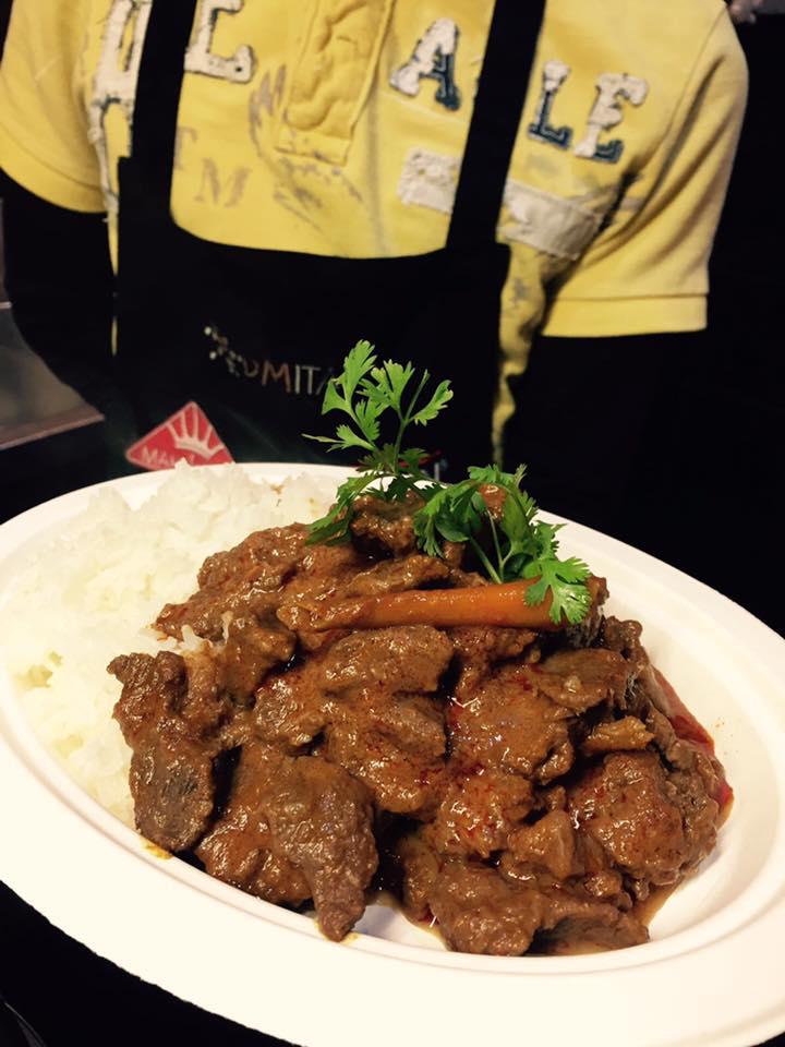 piatto thailandese