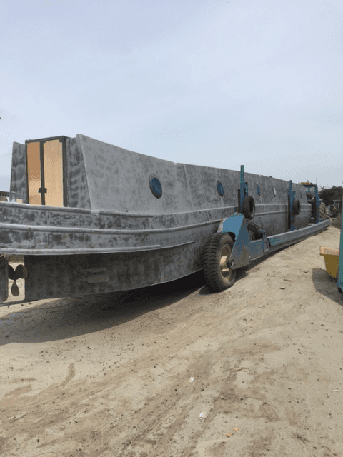 Sand/Shot Blasting Specialists