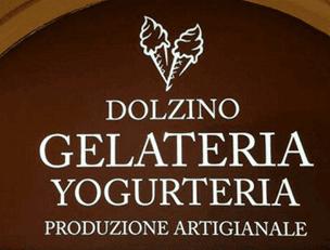 Dolzino e la Grotta Gelateria-Logo