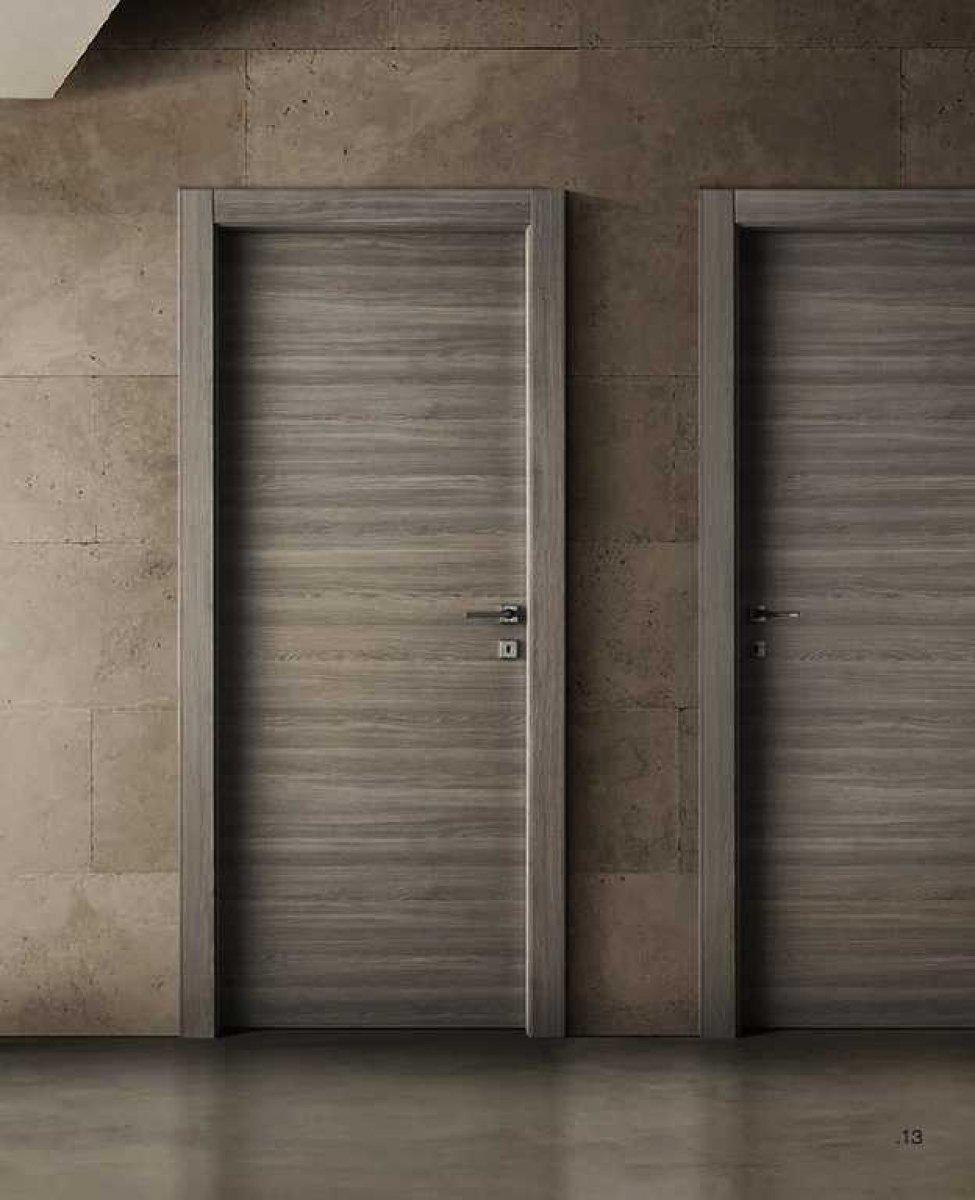 Porte in legno venata