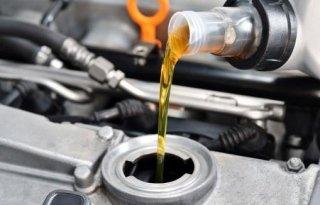 Sostituzione olio motore