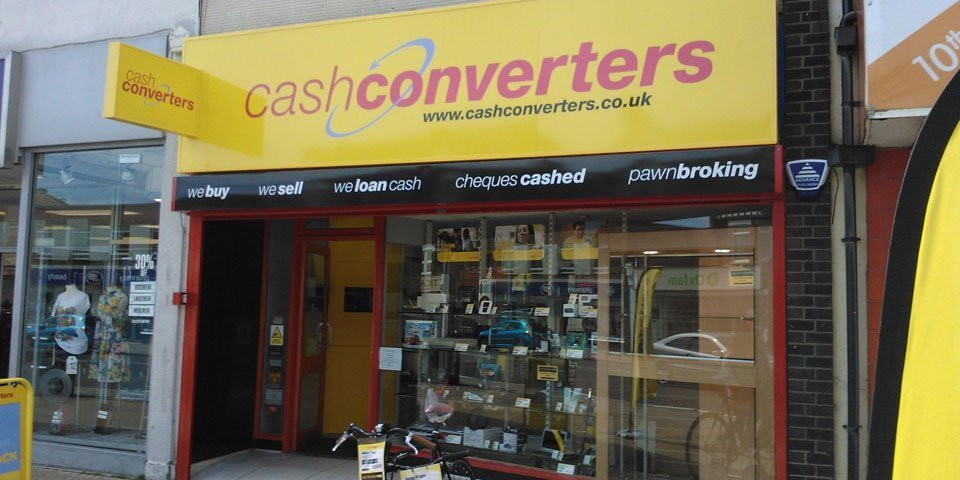 cashconverters store