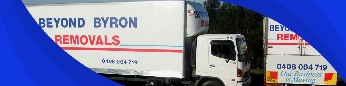 beyond byron removals mover trucks