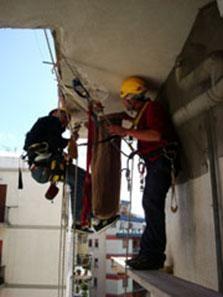 riparazione balconi