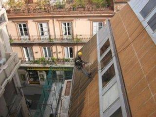 lavaggio vetrate