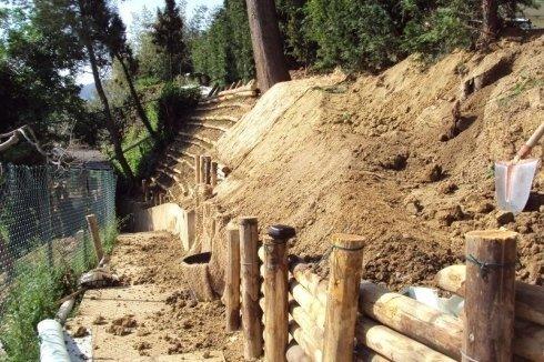 bonifica pareti rocciose, opere difesa territorio, pianificazione ambientale