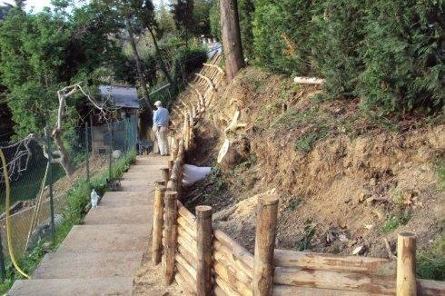preventivi bonifica pareti rocciose, preventivi potature, preventivi opere difesa territorio