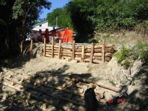 manutenzione giardini, ingegneria naturalistica, bonifica pareti rocciose