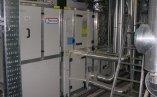 impianto di refrigerazione installato