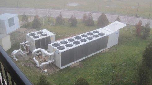 Impianti refrigerazione
