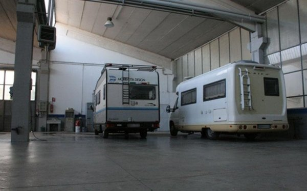 carrozzeria caravan
