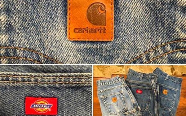 Jeans maschili