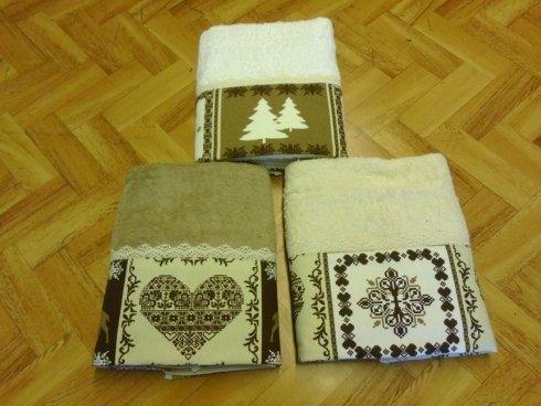 asciugamani natalizi