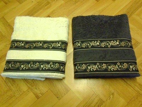 asciugamani regalo natale