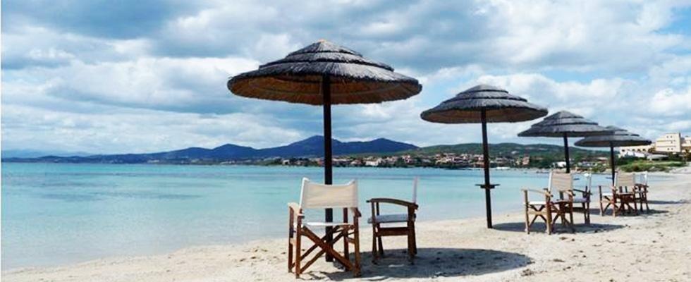 bar spiaggia Golfo Aranci