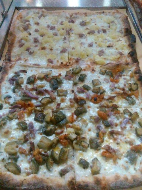 metro di pizza multigusto