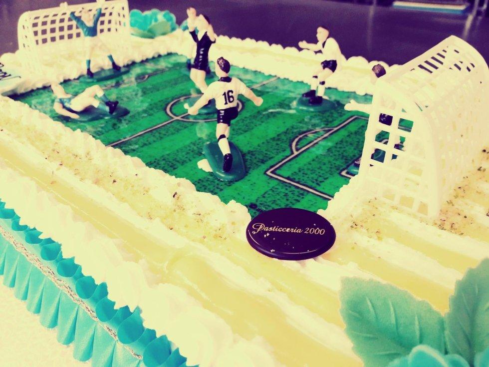 torta calciatori
