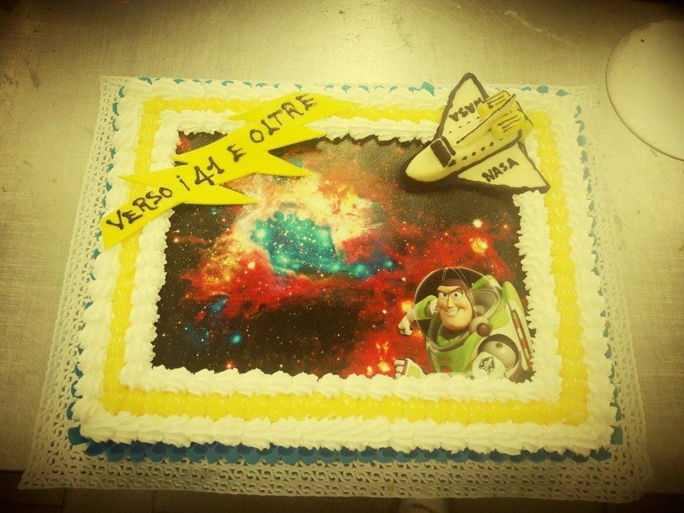 torta cartoni animati