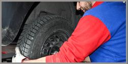 cambio pneumatici sostituzione