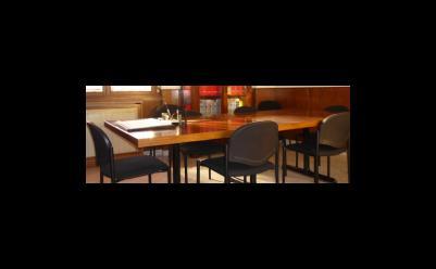 ufficio all'interno dello studio commerciale