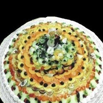 torte estive frutta fresca