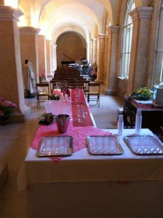 catering festa del battesimo