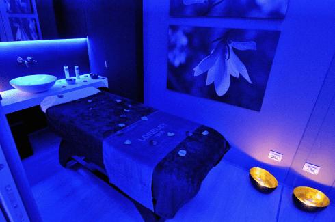 stone massage dura 50 minuti