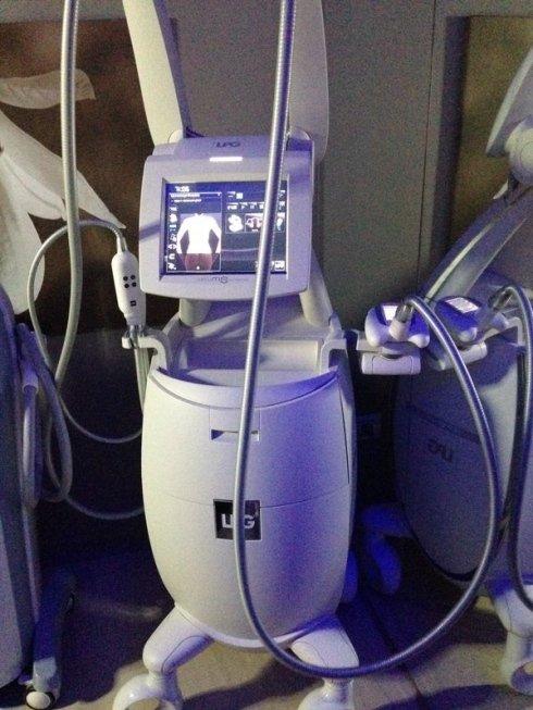 macchinario anticellulite