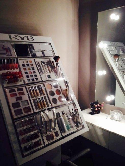 Make up RVB