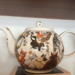 teiera, tazza,tè, tea, teapot, Dunoon