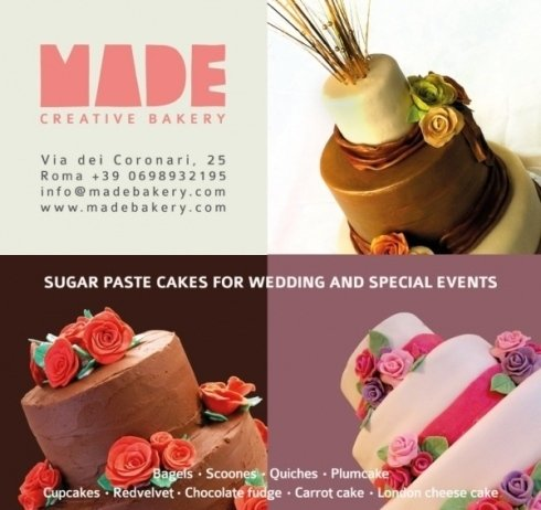 Made creative bakery