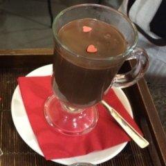 cioccoata calda, cioccolata in tazza, de bond pisa