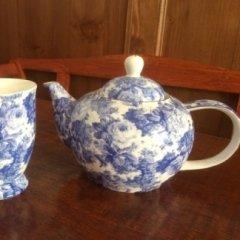 teiera vittoriana, mug, bone china