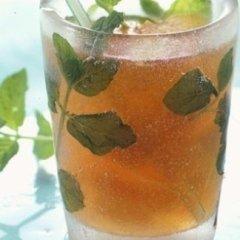 tè freddo, tè freddo artigianale , tè freddo alla menta