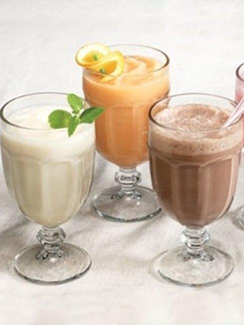 i frappè di fiorditè con tante aromatizzazioni: rosa, cioccolato, nocciola, caffè