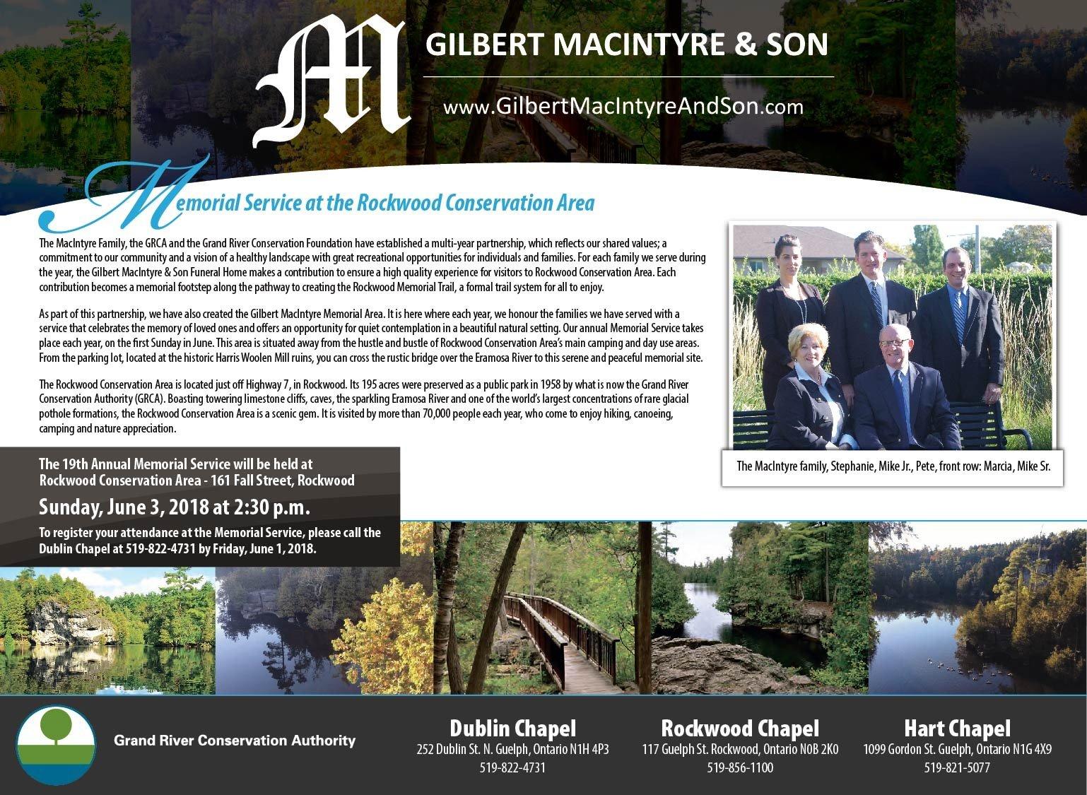Gilbert MacIntyre & Son Funeral Home