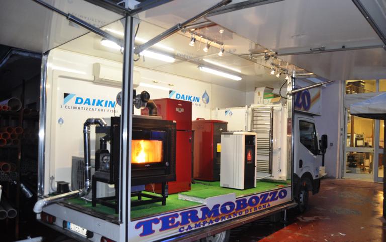 ingrosso, vendita, materiale termoidraulico, materiale idraulico, impianti di riscaldamento, Termobozzo, Campagnano Romano, Roma