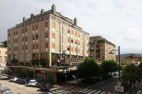 Hotel Valentino Exterior