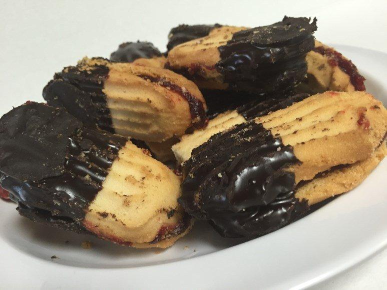 Cookies and Raspberry