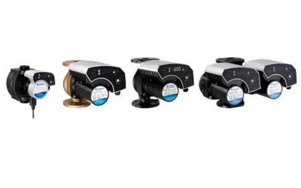 Circolatori per impianti di riscaldamento e sanitari