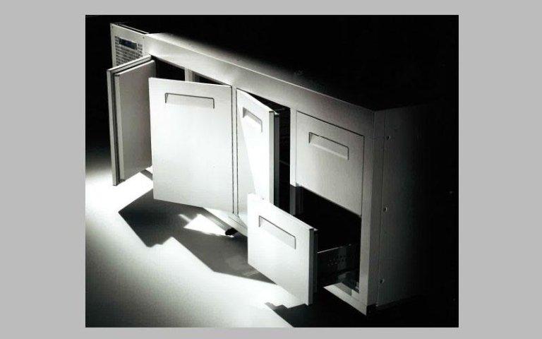 Minicelle in vetroresina Frigor-Box